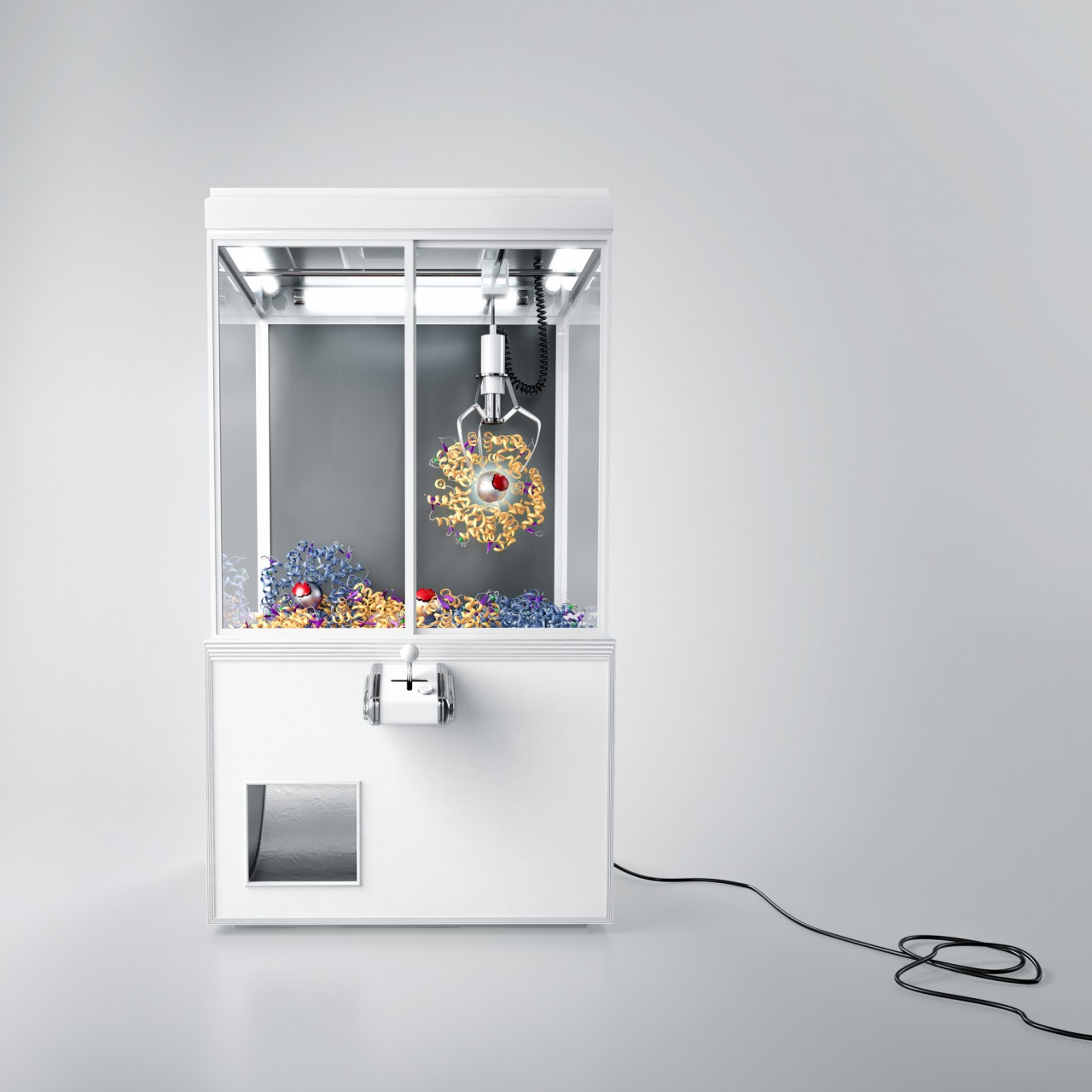 grabber machine