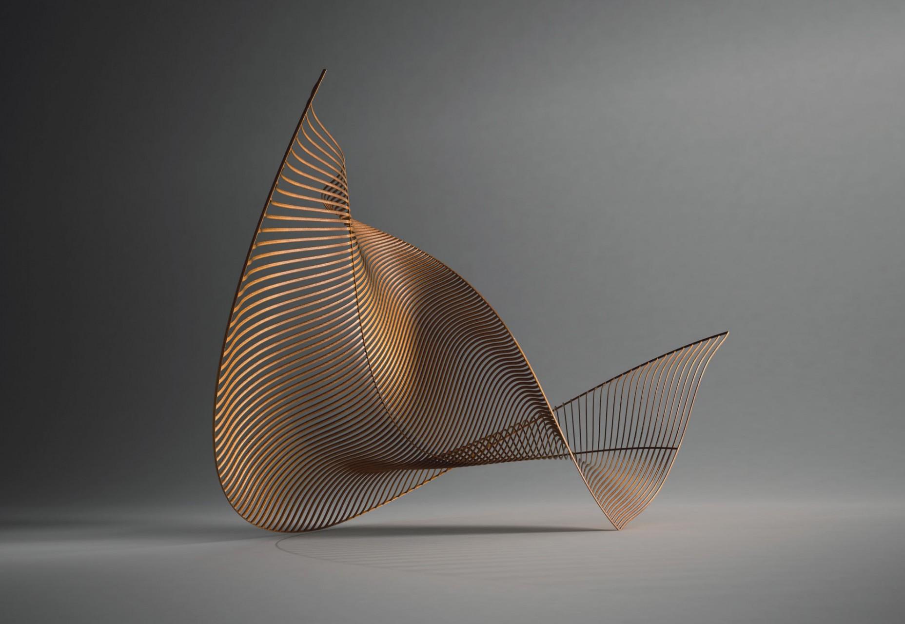 Wood Sculpture 2